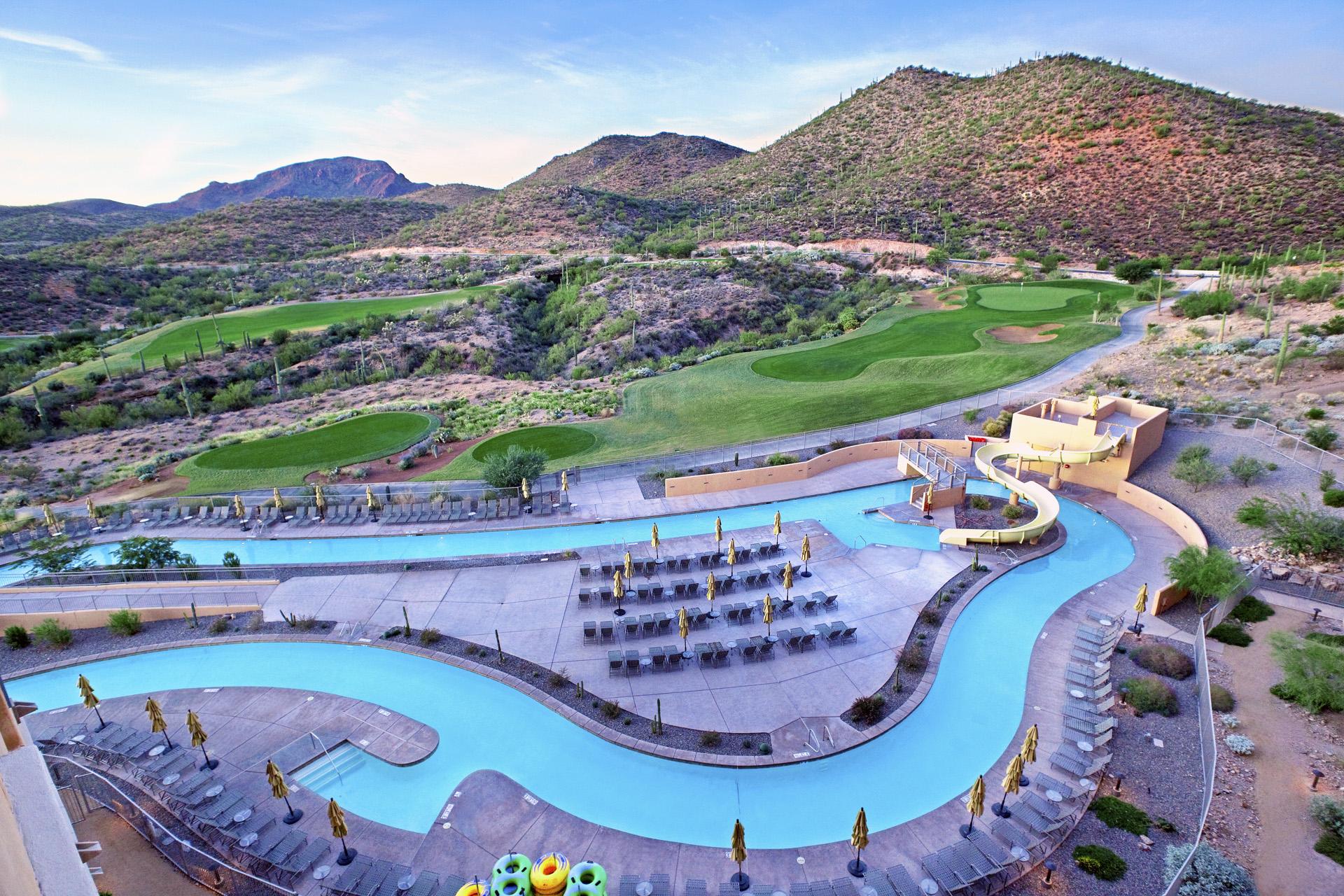Starr Pass Golf Club Tucson Golf Estates