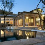 Architect-designed, luxury golf home nestled between the lake and mountains at Loews Ventana Canyon in Tucson, Arizona